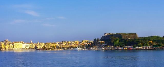 Na potulkách po ostrove Korfu