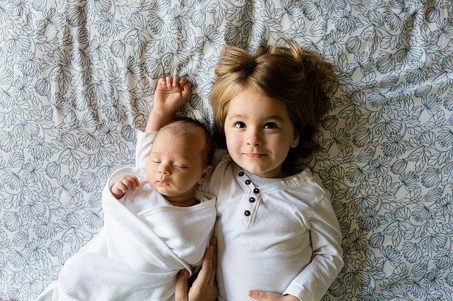 Dieťa je znamením lásky